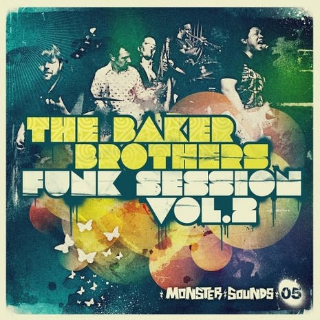 Baker Brothers: Funk Session Vol 2