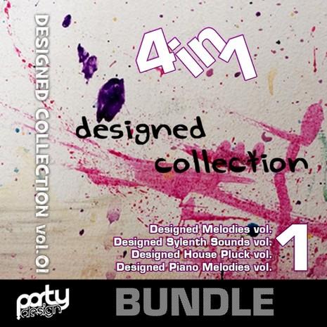 Designed Collection: Bundle Vol 1