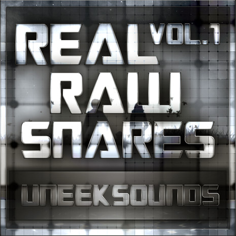 Real Raw Snares Vol 1