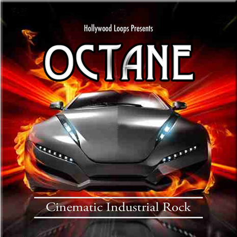 Octane: Cinematic Industrial Rock Library