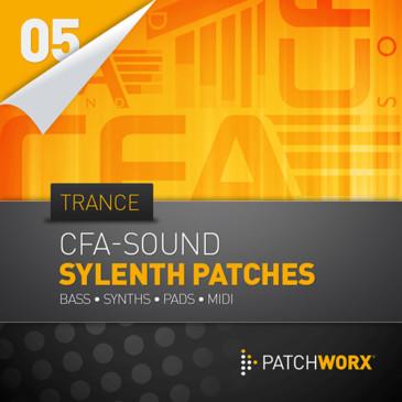 Patchworx 5: CFA-Sound Trance Sylenth Presets