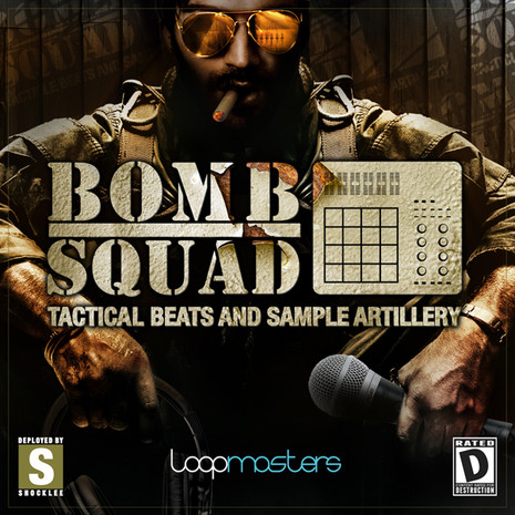 Bomb Squad: Tactical Beats & Sample Artillery