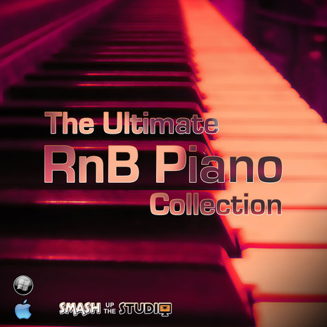 Ultimate RnB Piano Collection