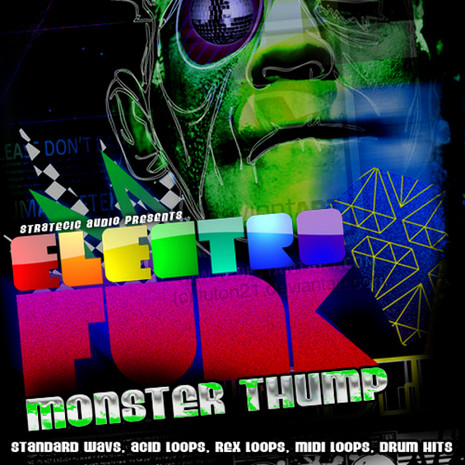 Electro Funk Monster Thump