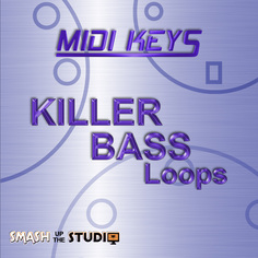 MIDI Keys: Killer Bass Loops