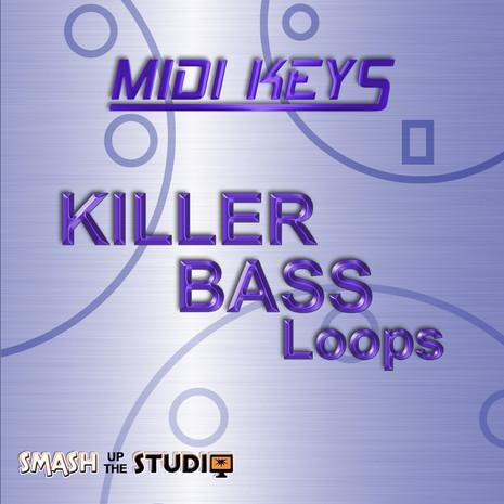 MIDI Keys: Killer Bass Loops