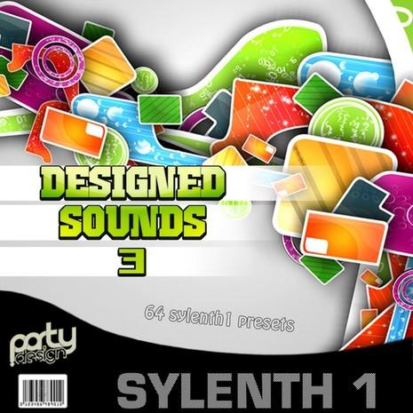 Designed Sounds for Sylenth1 Vol 3