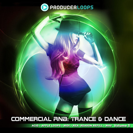 Commercial RnB: Trance & Dance Vol 5