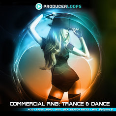 Commercial RnB: Trance & Dance Vol 6