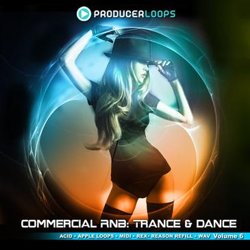 Commercial RnB: Trance & Dance Vol 6