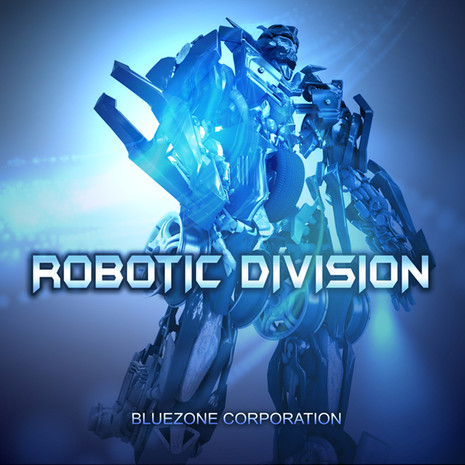 Robotic Division: Sci-Fi Sound Effects