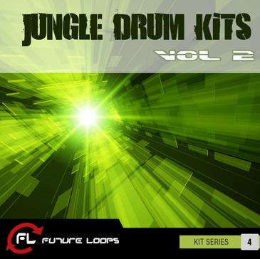 Jungle Drum Kits Vol 2