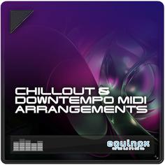Chillout & Downtempo MIDI Arrangements