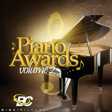 Piano Awards Vol 2