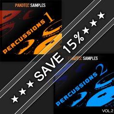 Percussions Bundle