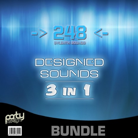 Designed Sounds Bundle 3-in-1