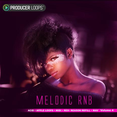 Melodic RnB Vol 4