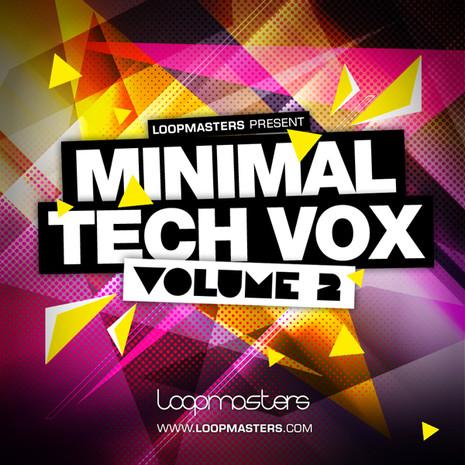 Minimal Tech Vox Vol 2