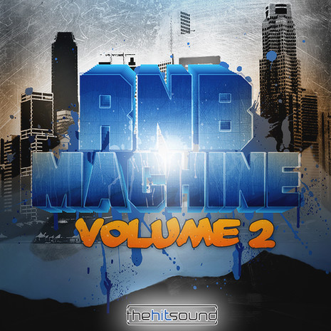 RnB Machine Vol 2