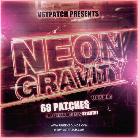 Neon Gravity for Sylenth 1