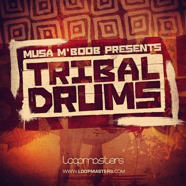 Musa M'Boob Tribal Drums