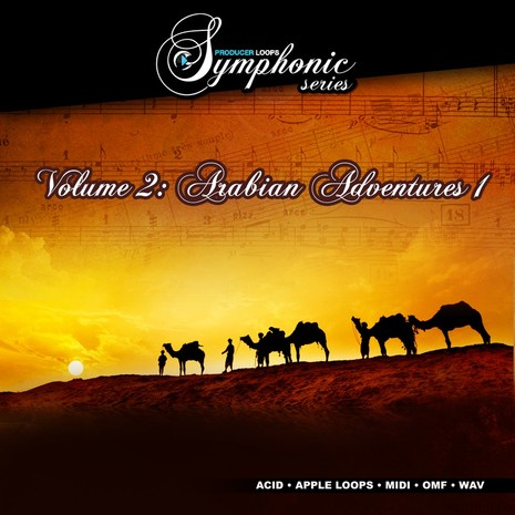 Symphonic Series Vol 2: Arabian Adventures 1