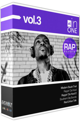 All In One 3: Rap Bundle