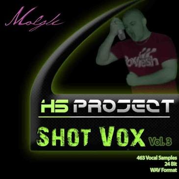 HS Project Shot Vox Vol 3