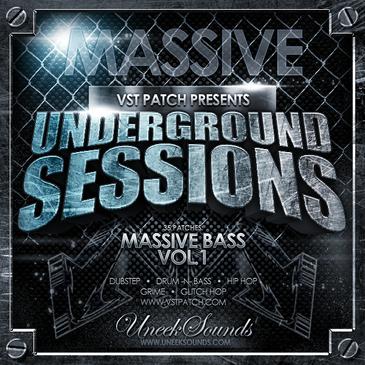 Underground Bass for Massive Vol 1