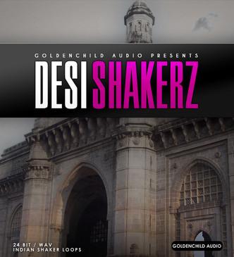 Desi Shakerz: Indian Shaker Loops