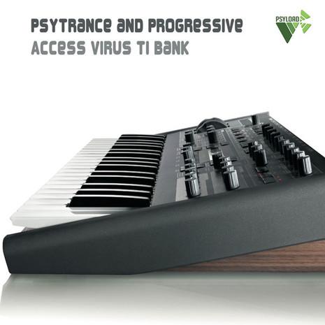 Psytrance & Progressive Sounds for Virus TI