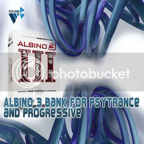 Albino 3 Bank for Psytrance & Progressive
