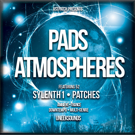 Pads Atmospheres for Sylenth 1