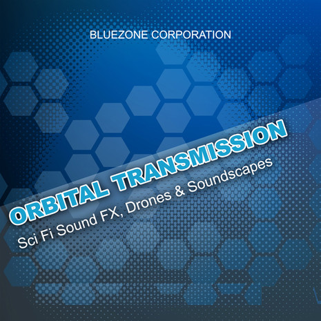 Orbital Transmission: Sci-Fi Sound Effects