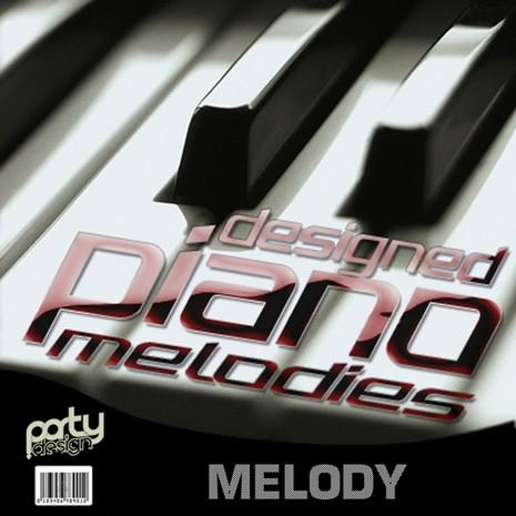 Designed Piano Melodies Vol 4
