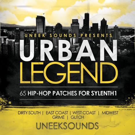 Urban Legend for Sylenth 1