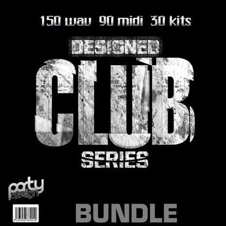 Designed Club Series Bundle Pack