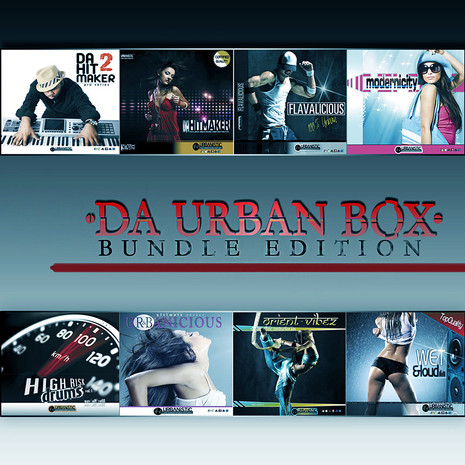 Da Urban Box: Bundle Pack