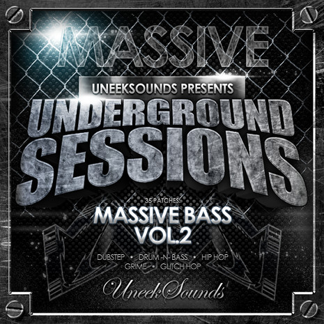 Underground Bass for Massive Vol 2