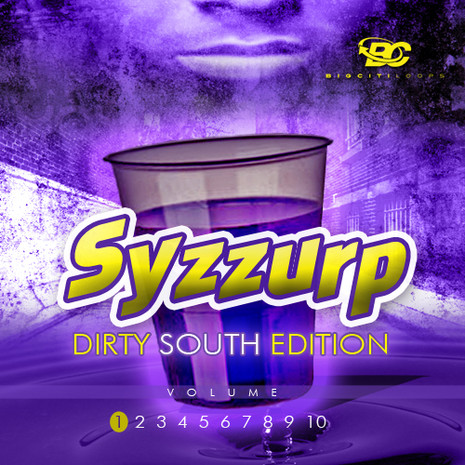 Syzzrup Dirty South Edition Vol 1