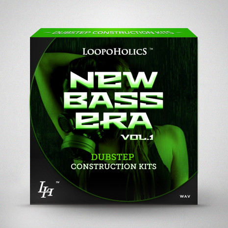 New Bass Era Vol 1: Dubstep Construction Kits