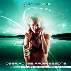Deep House Progressions Vol 4