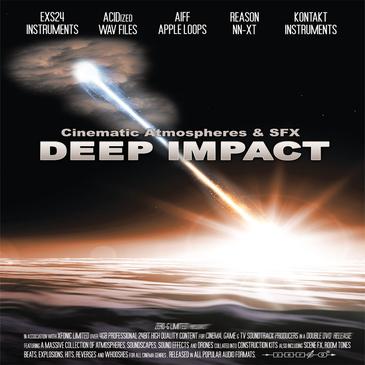 Deep Impact: Cinematic Atmospheres & SFX