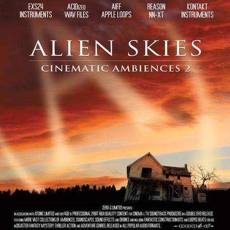 Alien Skies: Cinematic Ambiences 2