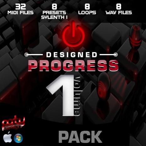 Designed Progress 01
