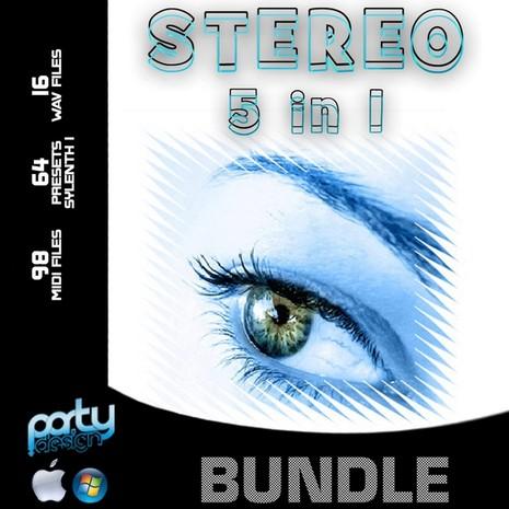 Stereo 5-in-1