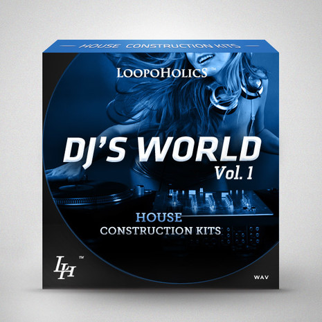 DJ's World Vol 1: House Construction Kits
