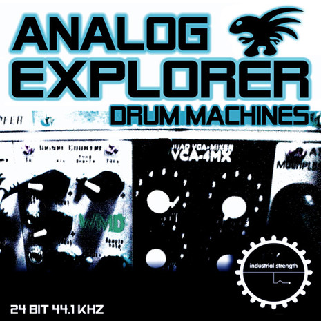 Analog Explorer: Drum Machines