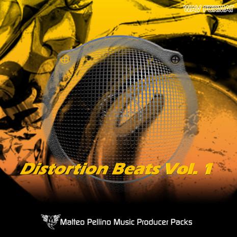 Matteo Pellino Distortion Beats Vol 1