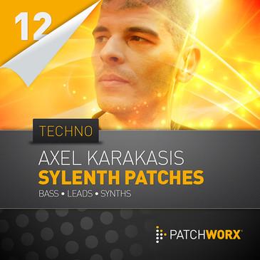 Patchworx 12: Axel Karakasis Sylenth Presets